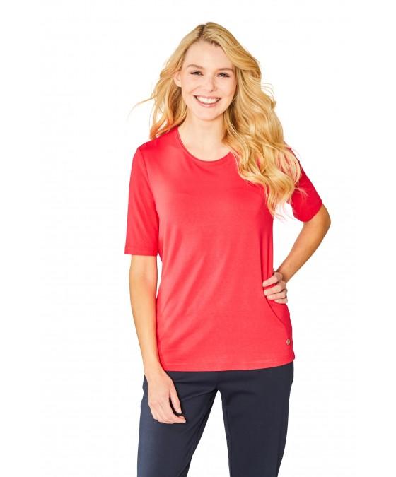 Must-have Shirt Rundhals Halbarm 10002-343 front