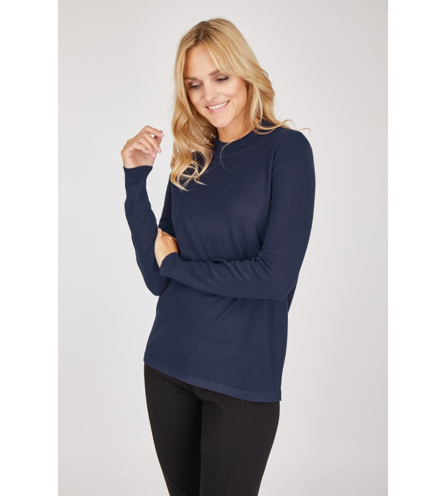 Pullover langarm 17762-1-609 front