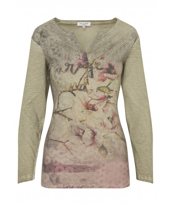 Trendiges Shirt kaltgewaschen 18145-531 front