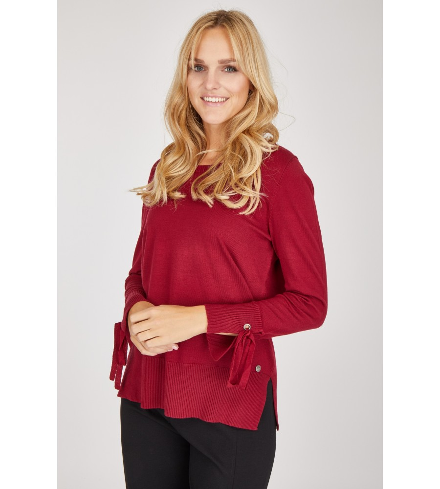 Pullover langarm 18399-333 front