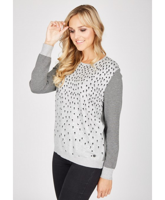Pullover langarm 18422-104 front