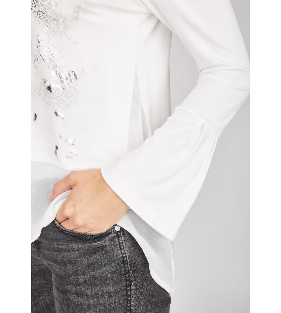 Shirt langarm 18486-202 back