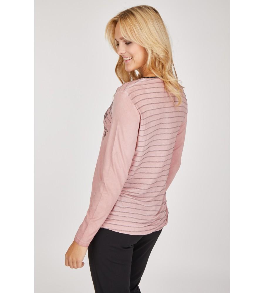 Shirt langarm 18488-704 back