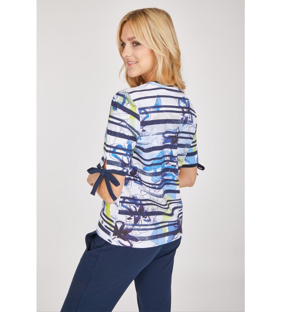Shirt Jersey Baumwolle 18524-683 back