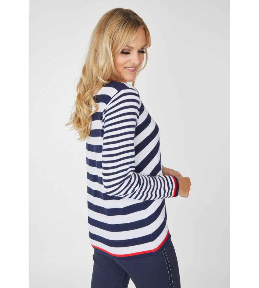 Pullover 18579-634 back