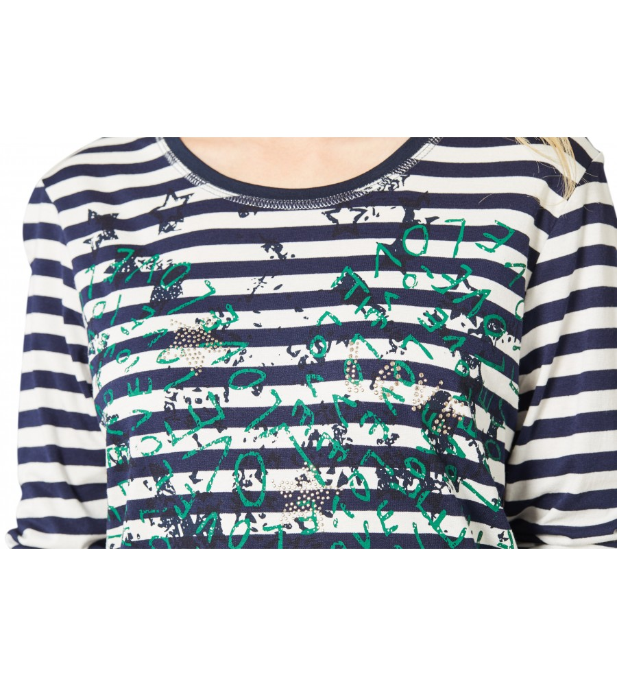 Shirt langarm 18718-609 back