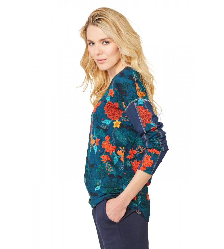 Shirt langarm 18736-579 back
