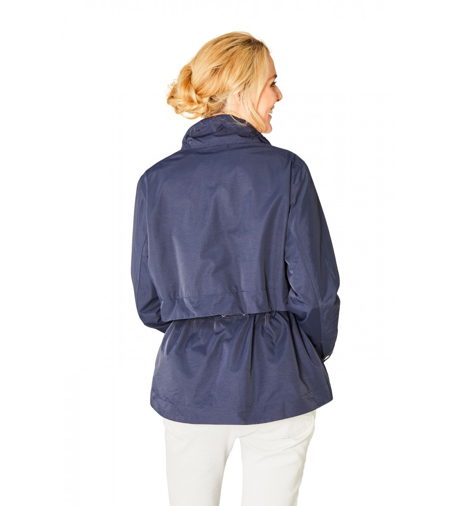 Lässige Outdoorjacke Langarm 18817-609 back