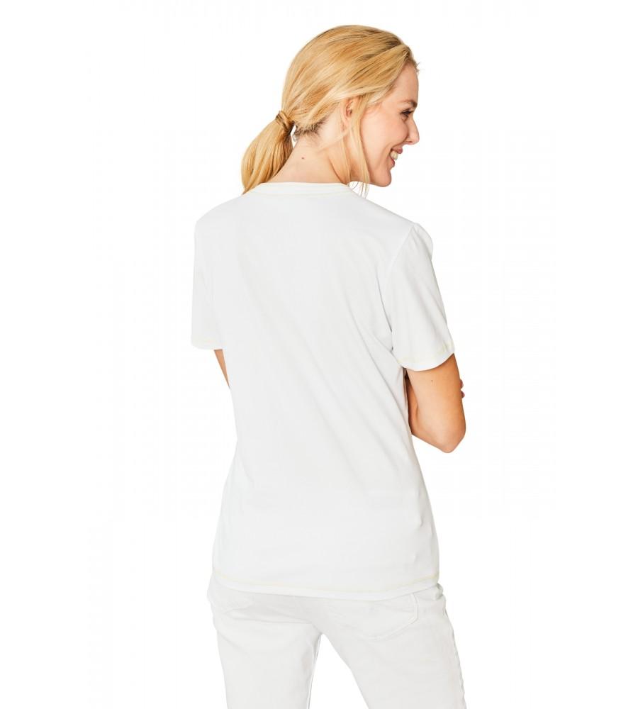 Feminines Shirt Rundhals Halbarm 18839-680 back