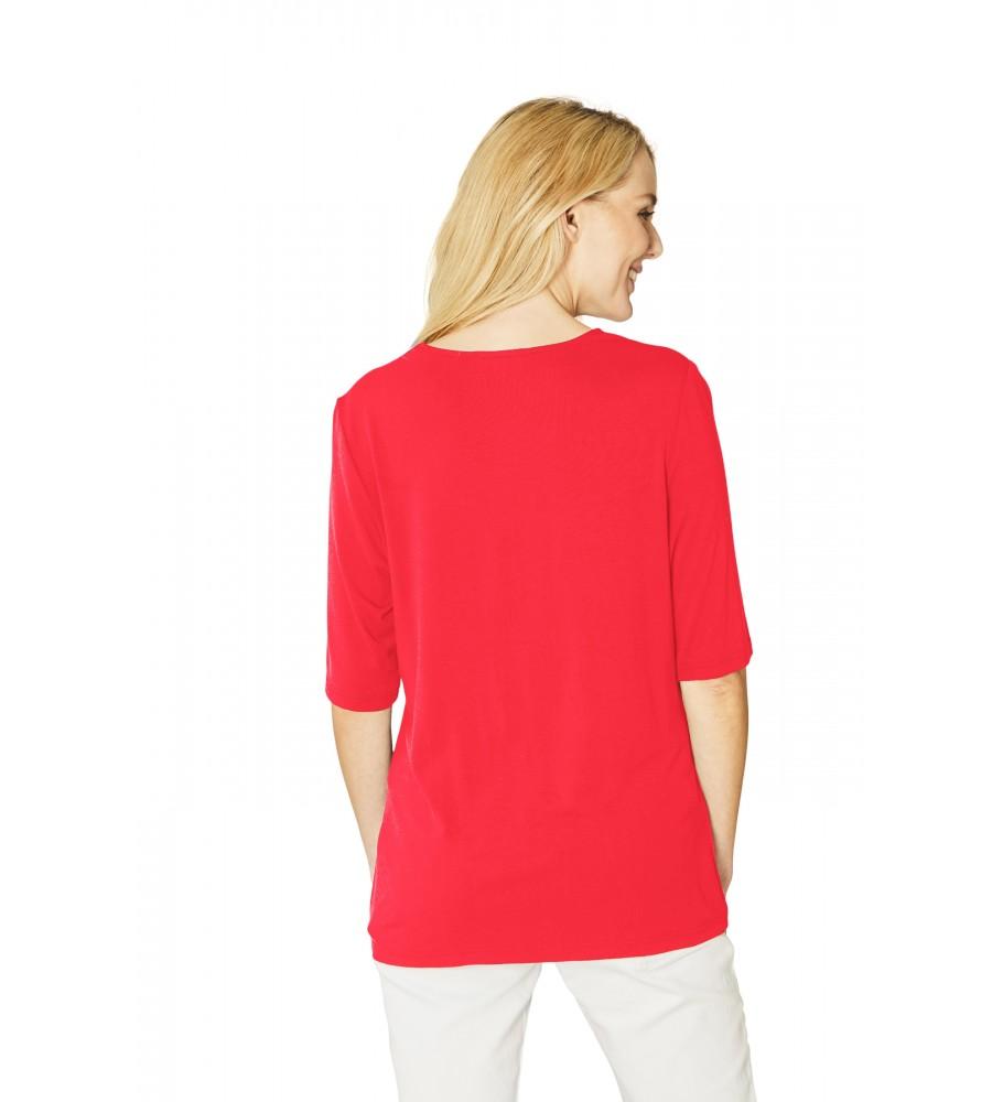 Hochwertiges Shirt Halbarm 18891-343 back