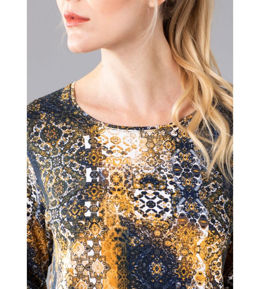 Shirt Alloverprint 18966-990 detail1