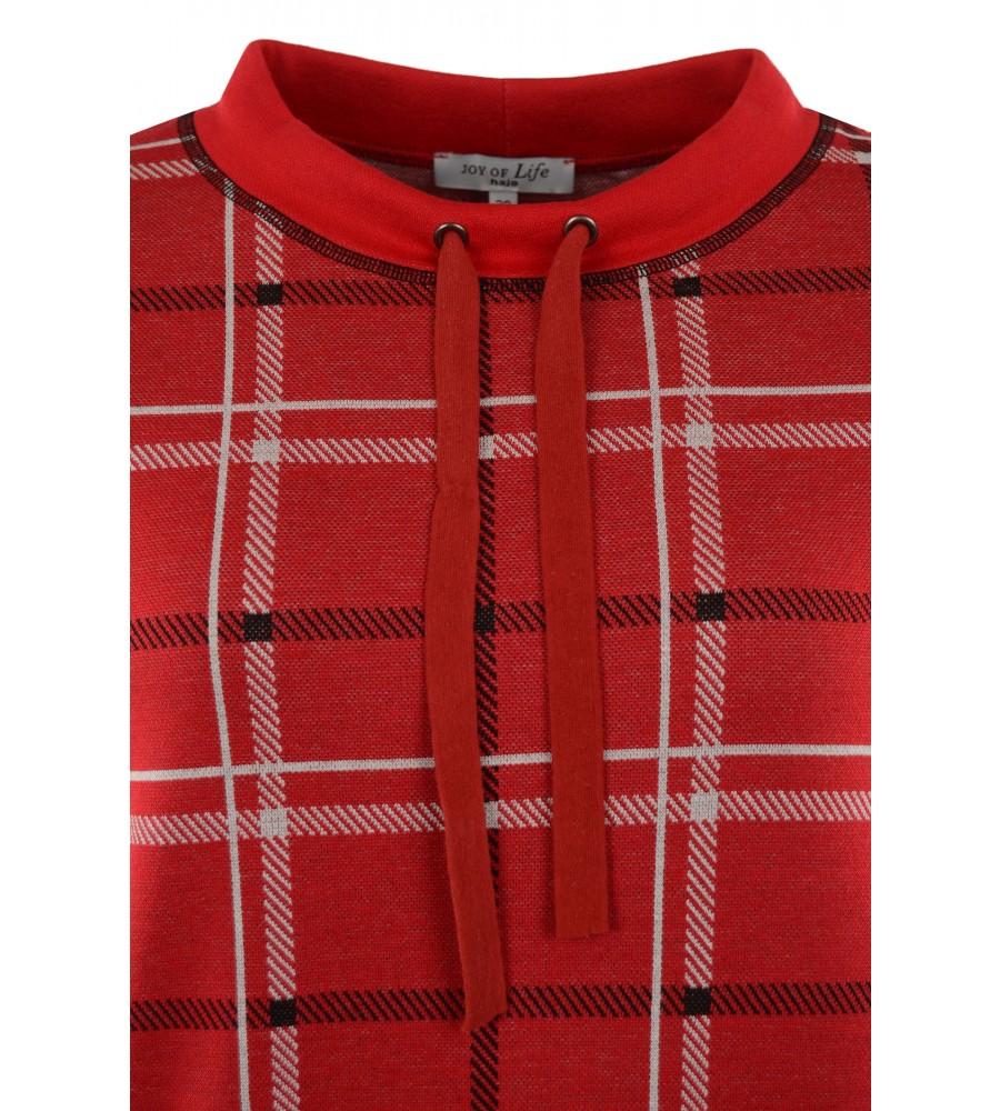 Leicht-Sweatshirt mit Stehkragen 18978-369 detail1