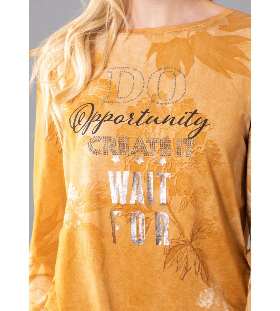 Shirt im Washout Look 19008-405 detail1