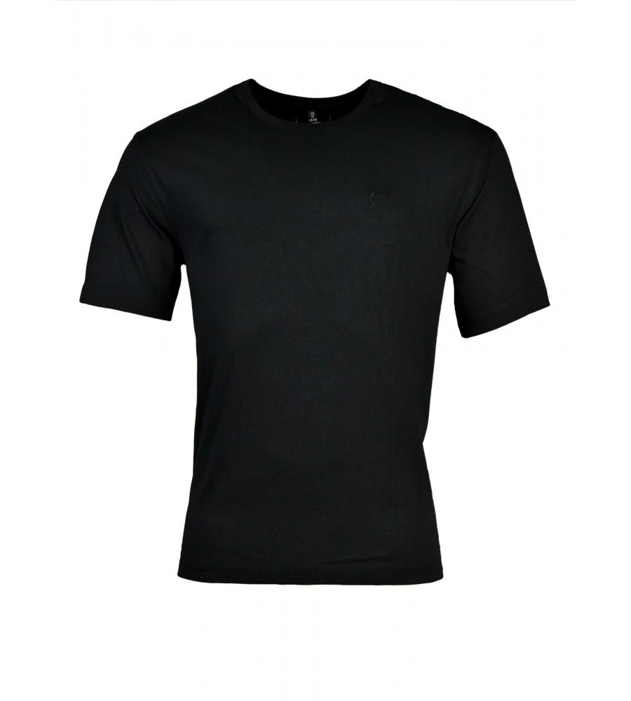 hajo Polo & Sportswear Rundhals-T-Shirt 20002-1-100 front