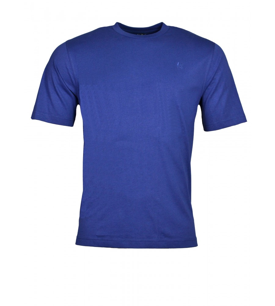 hajo Polo & Sportswear Rundhals-T-Shirt 20002-1-685 front