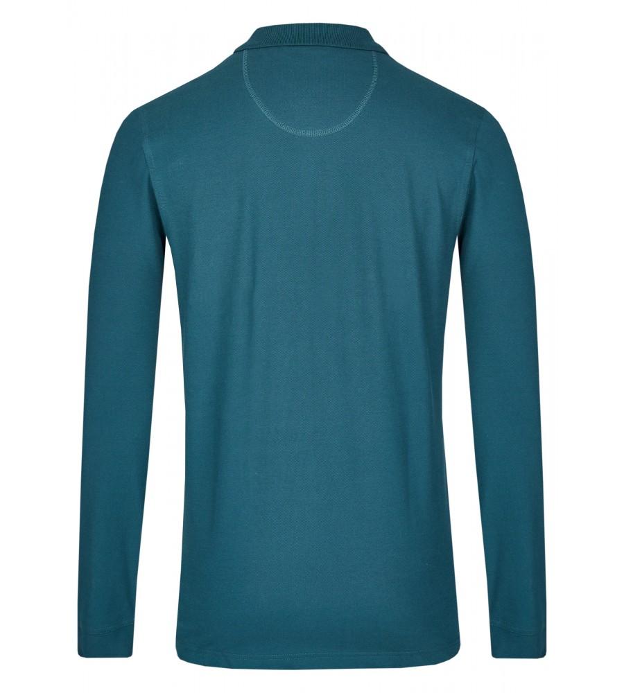 Pikee-Poloshirt 20057-1-679 back