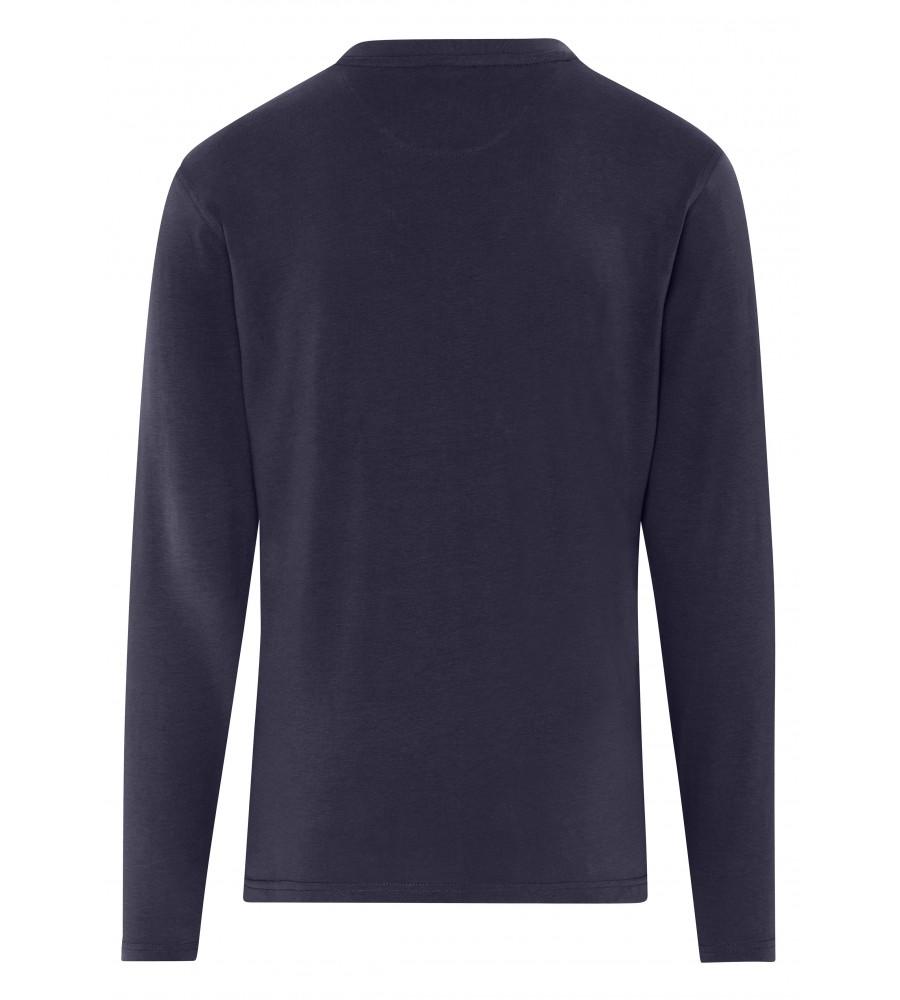 Langarm-T-Shirt 20071-609 back