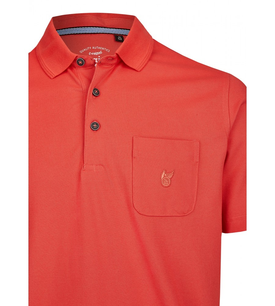 Basic Pikee-Poloshirt 20083-320 detail1