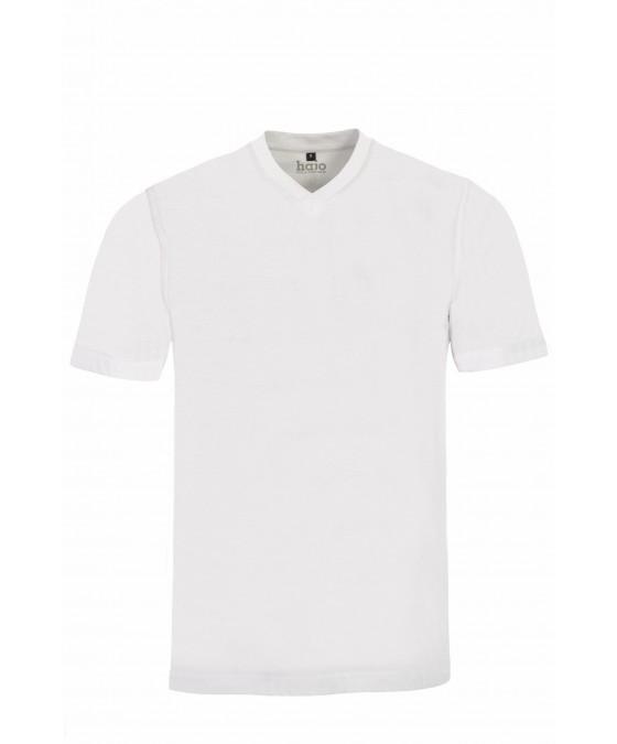 T-Shirt Doppelpack V-Ausschnitt 22000-4-200 front