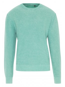 Weicher Baumwoll-Pullover