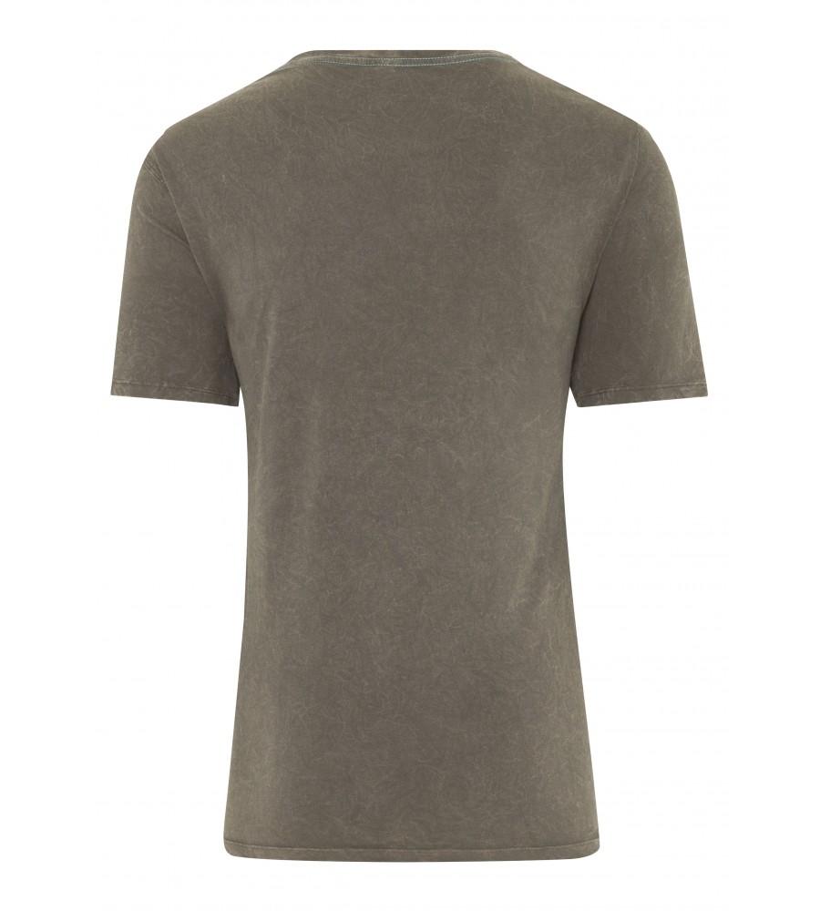 T-shirt stone washed 26149-279 back