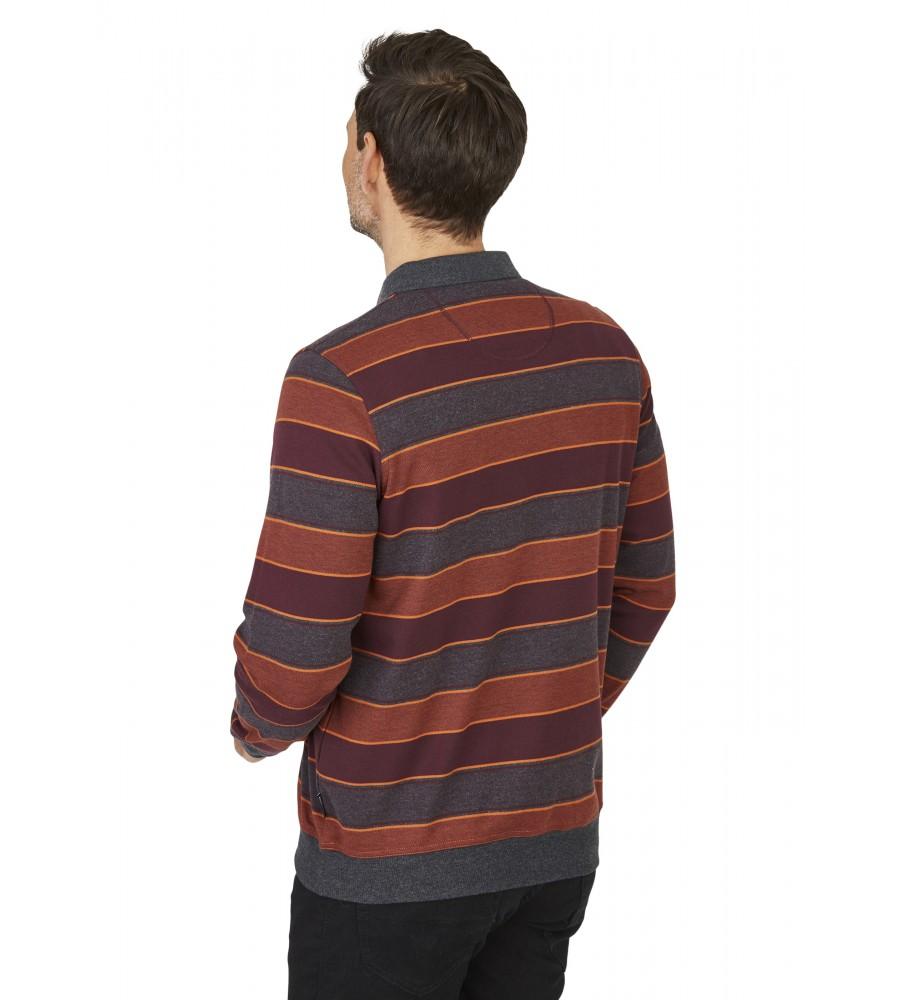 Polosweatshirt 26483-302 back