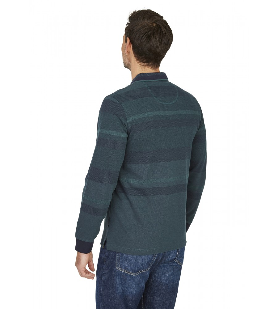 Poloshirt 26491-609 back