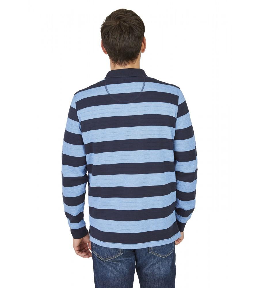 Polo-Sweatshirt 26500-609 back