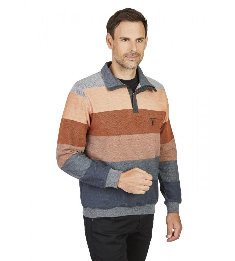 Pikee-Sweatshirt 26511-405 front