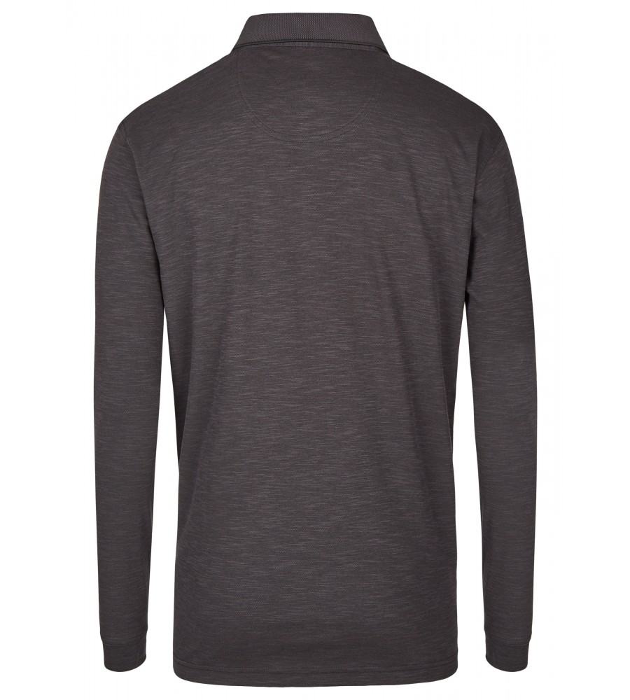 Softknit-Poloshirt 26562-100 back