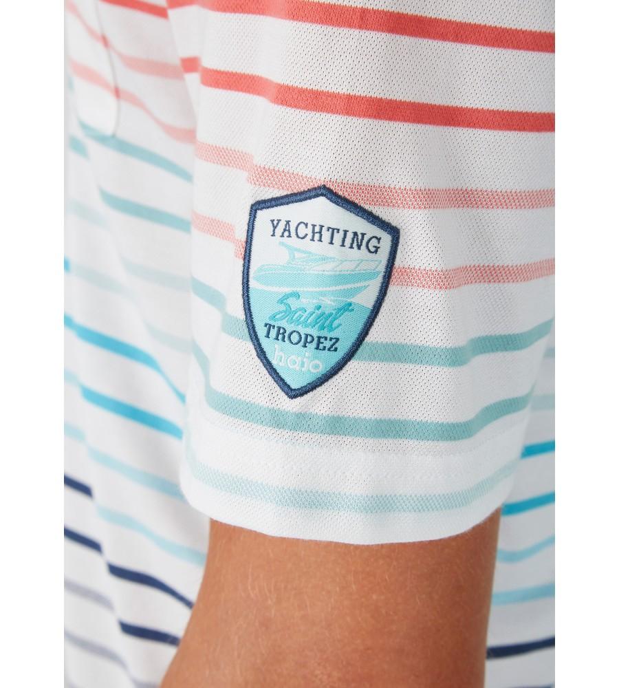 Pikee-Poloshirt mit Systemringel 26627-200 detail2