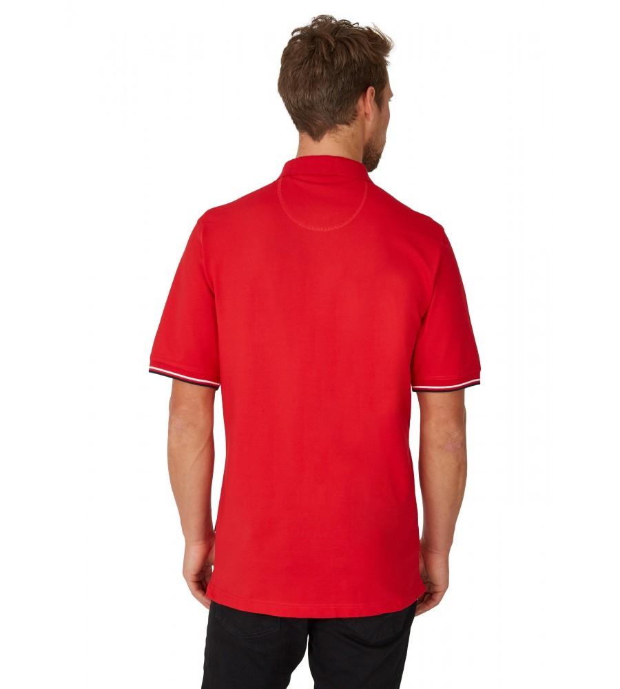 Basic Pikee-Poloshirt 26637-373 back