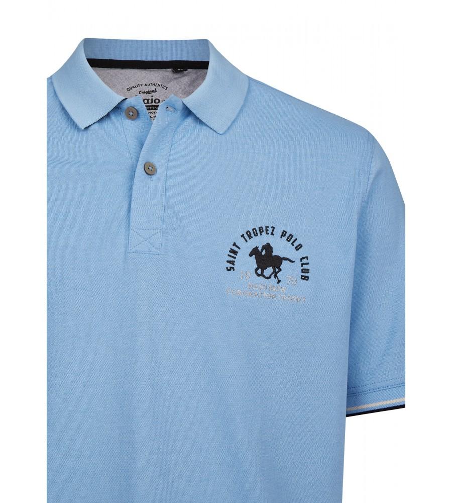 Basic Pikee-Poloshirt 26637-621 detail1