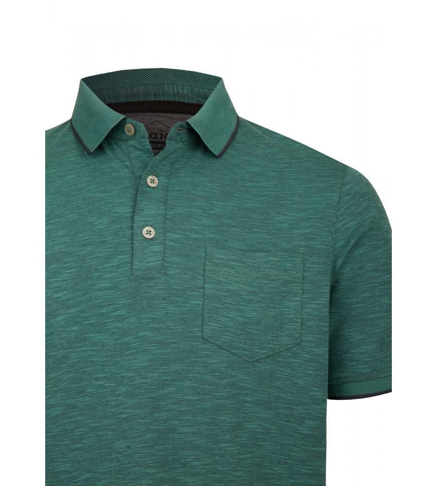 Softknit-Poloshirt mit tollem Farbeffekt 26678-526 detail1