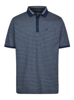 Poloshirt mit tollen Alloverringeln