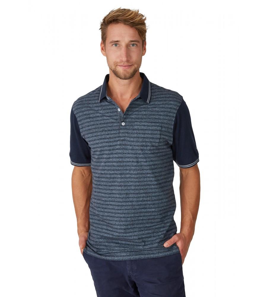 Poloshirt mit Ringelverlauf 26694-609 front