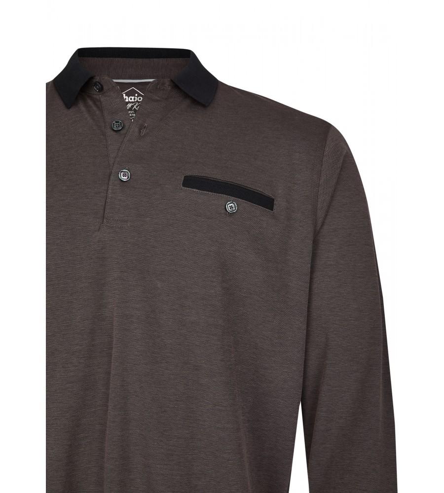 Softknit-Poloshirt 26750-100 detail1