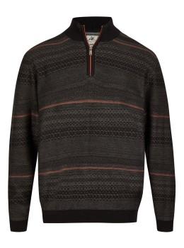 Zip-Pullover