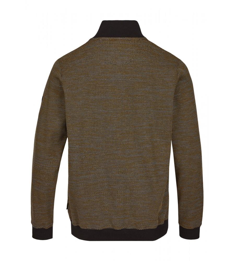 Punkte-Sweatshirt 26794-360 back