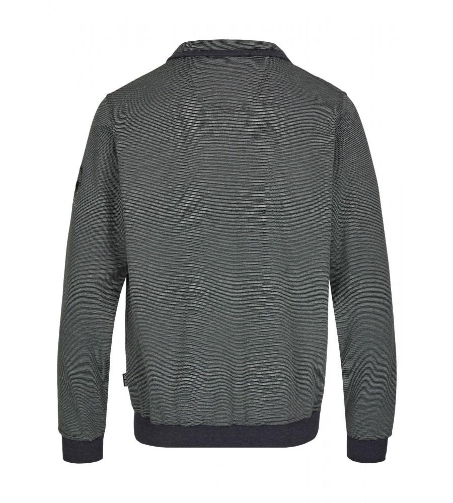 Sweatshirt in Dreitonoptik 26795-515 back