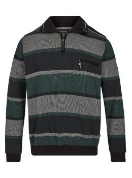 Zweiton-Troyersweatshirt