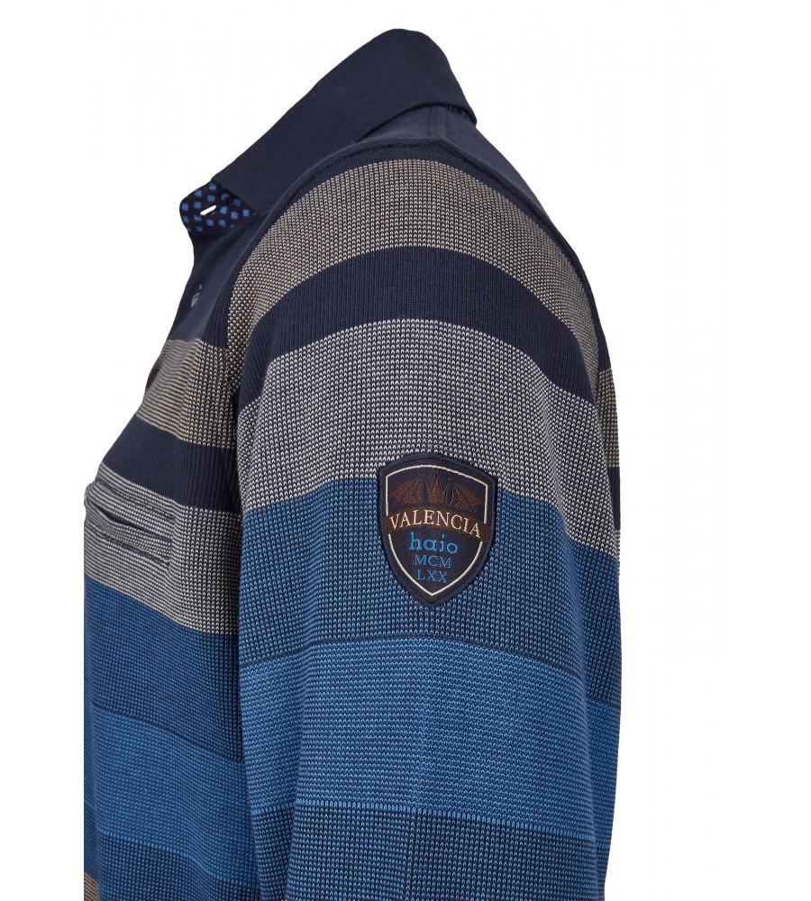 Klassisches Polosweatshirt 26799-609 detail1