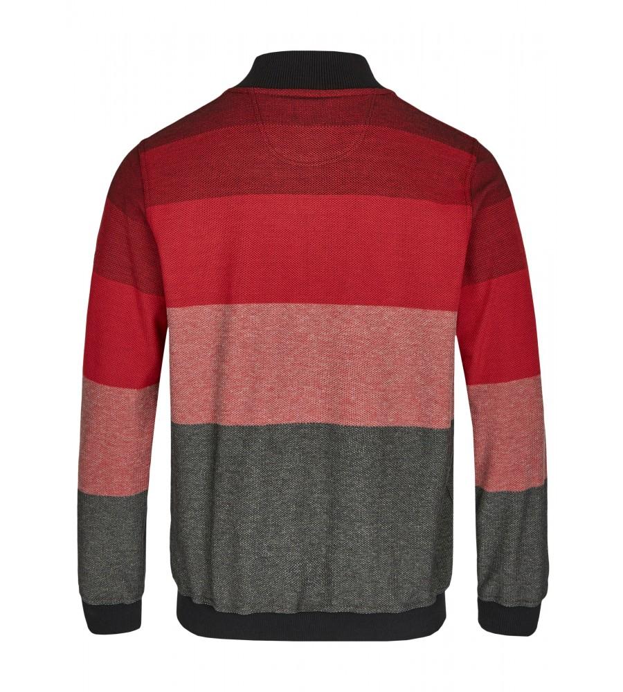 Geringeltes Pikeesweatshirt 26806-300 back
