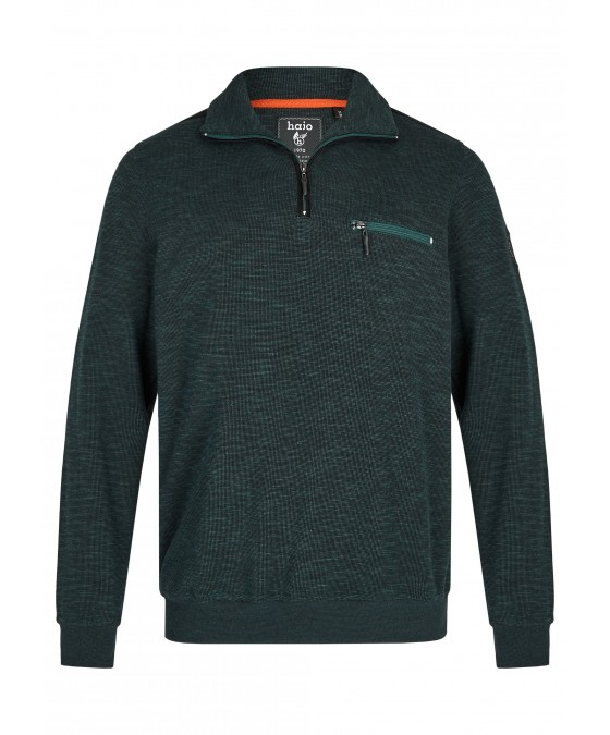 Sweatshirt in Slub-Melange 26807-515 front