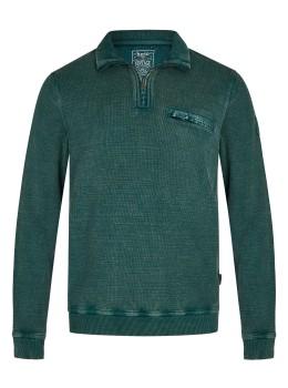 Gewaschenes Troyersweatshirt