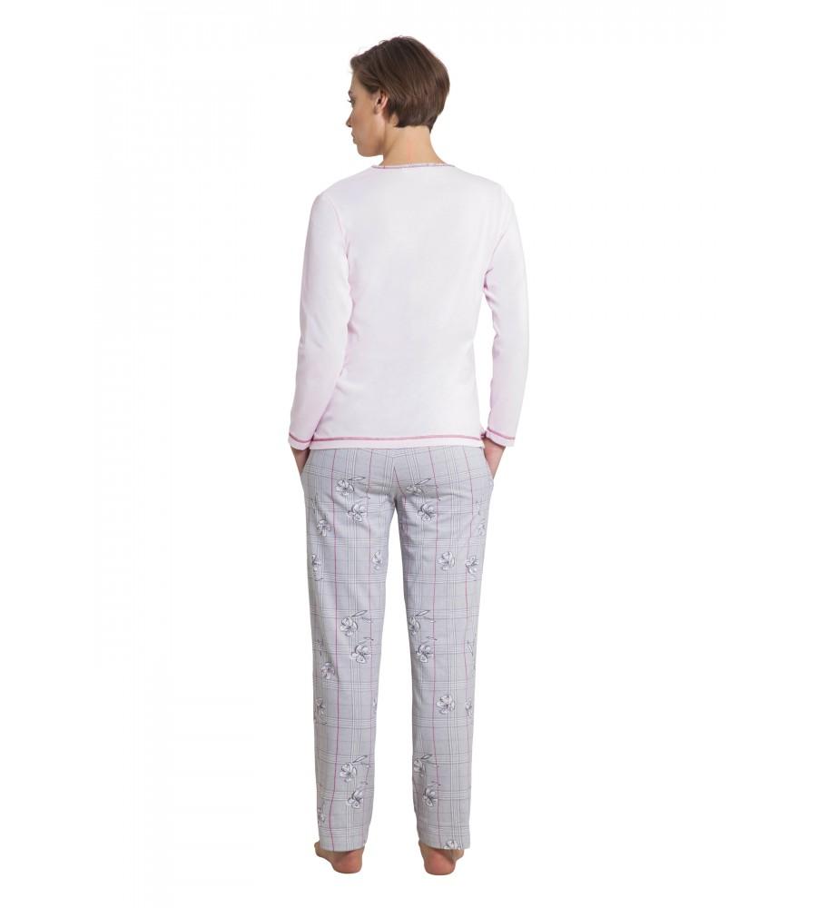 Schlafanzug Klima-Komfort 45105-307 back