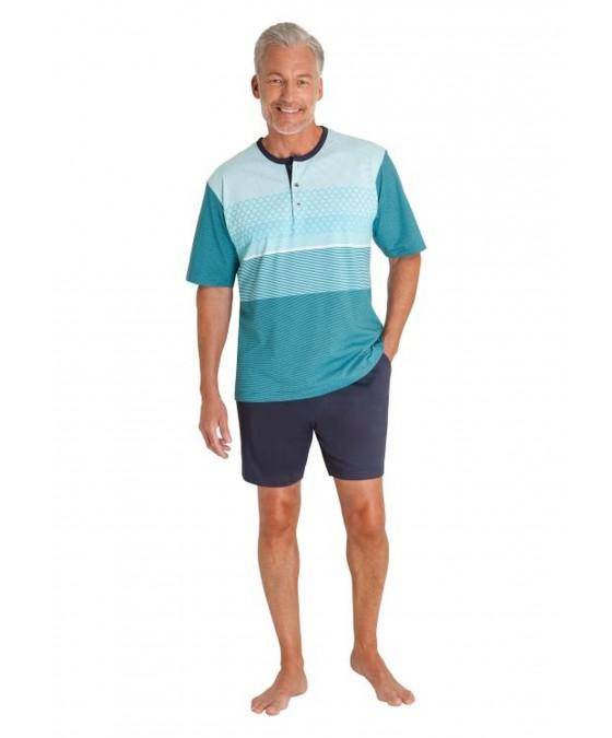 Schlafanzug Klima-Komfort 53296-606 front