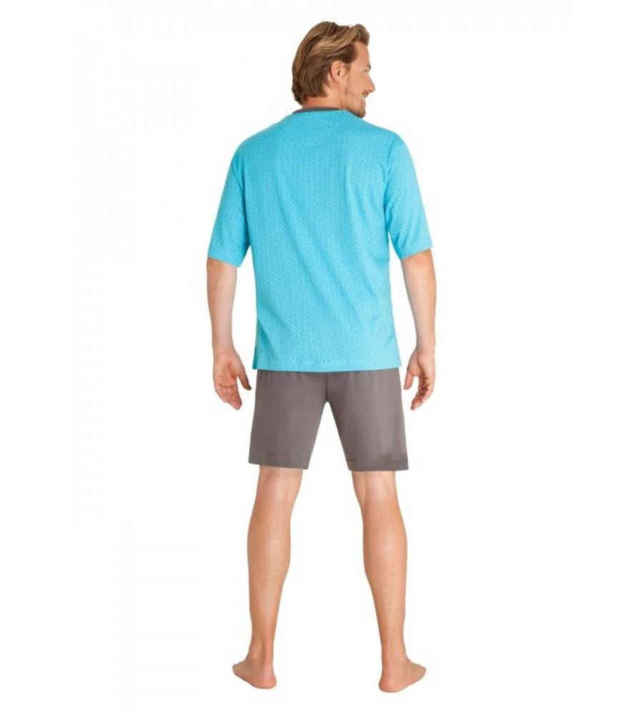 Schlafanzug Premium 53314-606 back