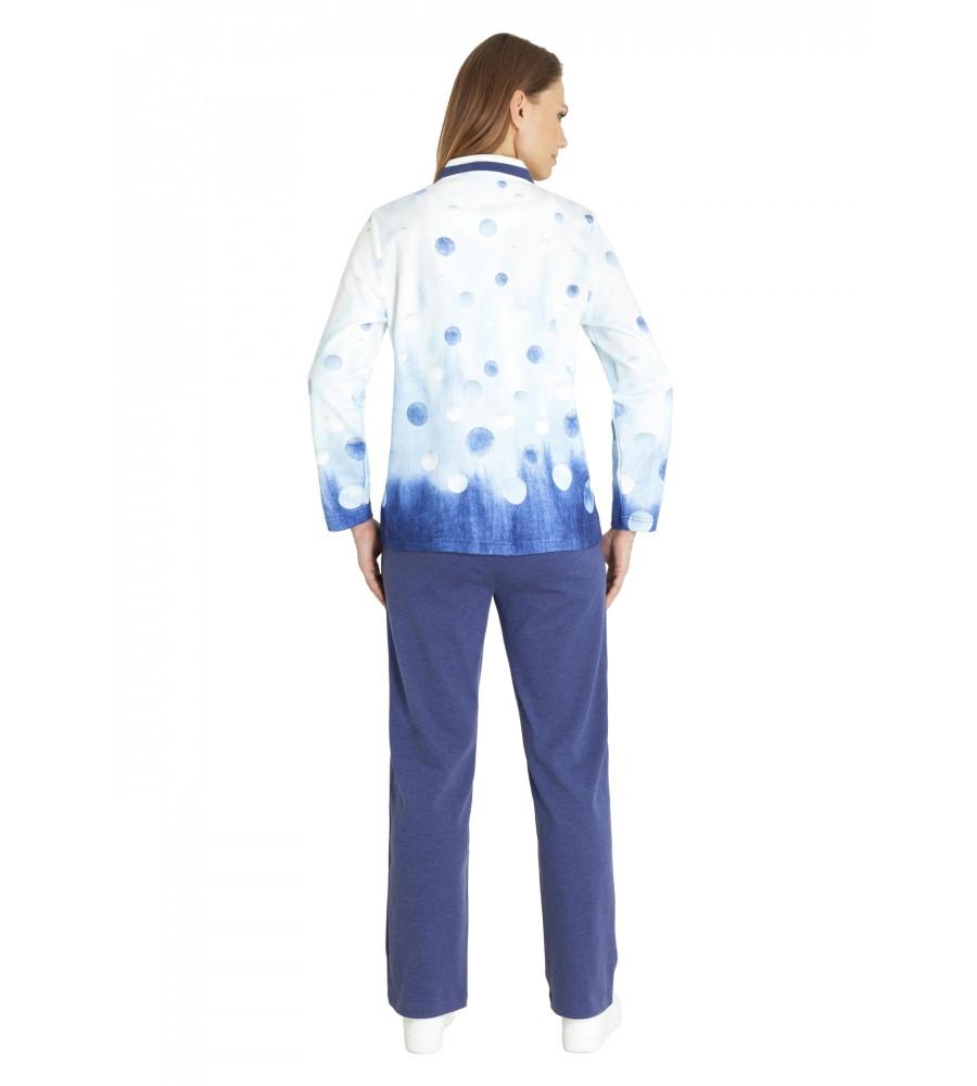 Homewear-Anzug Klima-Komfort 80984-602 back