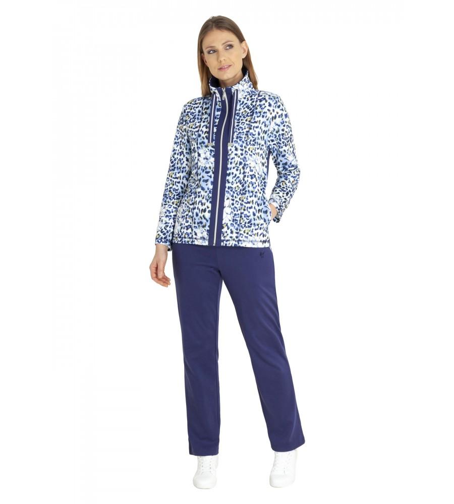 Homewear-Anzug Klima-Komfort 80986-686 front